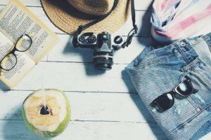 חפצים שצריך לקחת לטיול