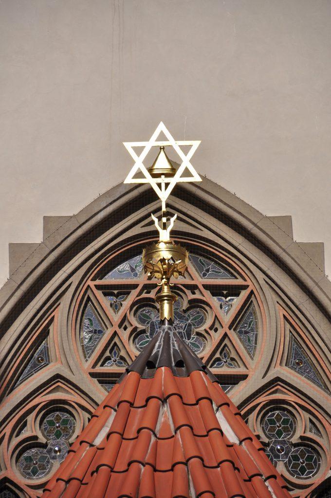 הגולם מפראג בית הכנסת